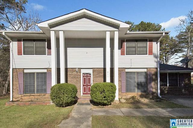 852 Sun Valley Rd, Center Point, AL 35215 (MLS #802583) :: Jason Secor Real Estate Advisors at Keller Williams