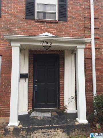 1710 Valley Ave G, Homewood, AL 35209 (MLS #802614) :: Howard Whatley