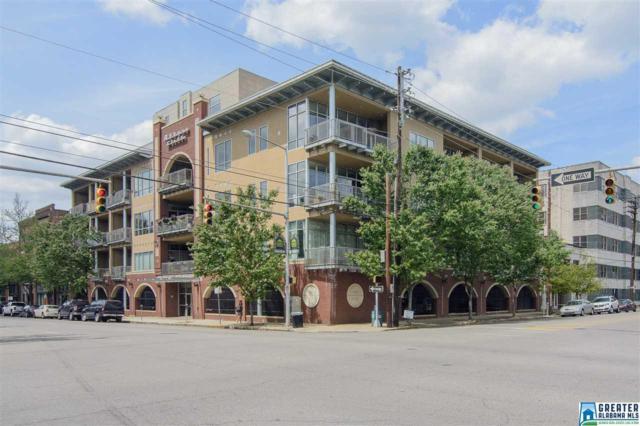 2222 2ND AVE #310, Birmingham, AL 35203 (MLS #803285) :: The Mega Agent Real Estate Team at RE/MAX Advantage