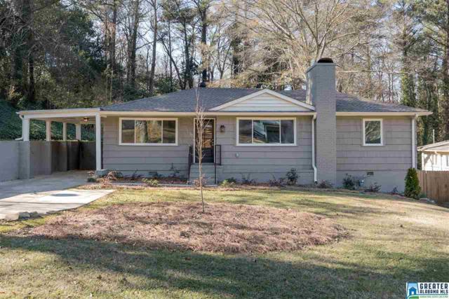 204 Rockaway Rd, Homewood, AL 35209 (MLS #803725) :: LIST Birmingham