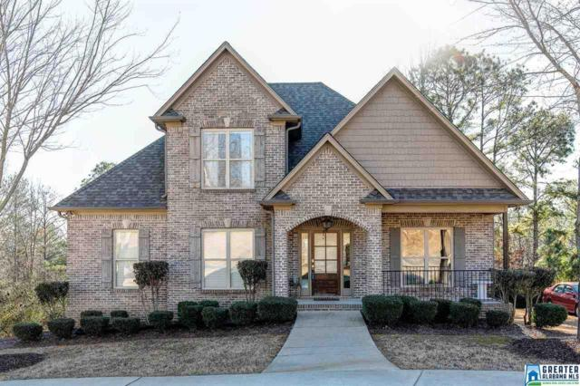 8571 Highlands Trc, Trussville, AL 35173 (MLS #804664) :: Brik Realty