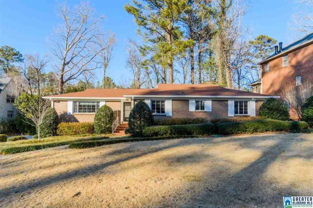 406 Devon Dr, Homewood, AL 35209 (MLS #804928) :: LIST Birmingham