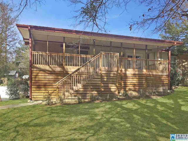 1840 Canyon Rd, Vestavia Hills, AL 35216 (MLS #806258) :: RE/MAX Advantage
