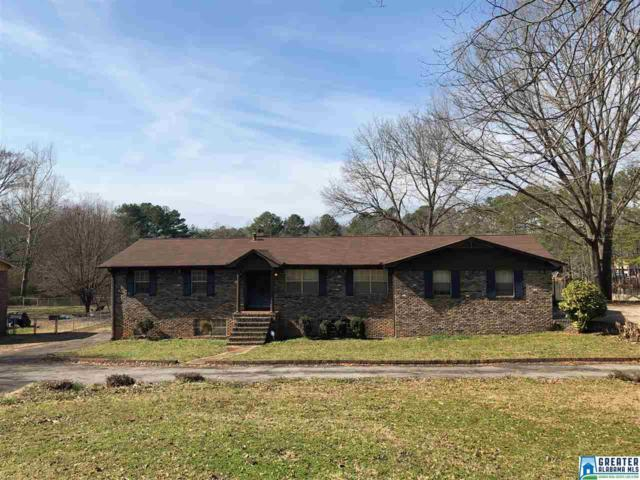 1656 Old Springville Rd, Center Point, AL 35215 (MLS #806337) :: Bentley Drozdowicz Group