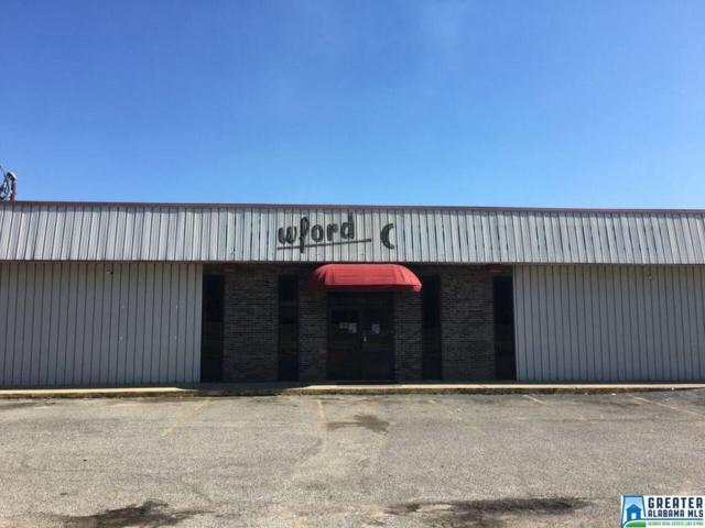 929 Noble St, Anniston, AL 36207 (MLS #806478) :: The Mega Agent Real Estate Team at RE/MAX Advantage