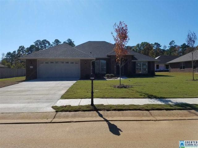 889 Barkley Dr, Alabaster, AL 35007 (MLS #806789) :: LIST Birmingham