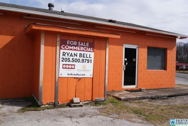 12 Fort Lashley Ave, Talladega, AL 35160 (MLS #806818) :: Brik Realty