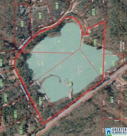38 acres Hwy 34 38 Acres, Talladega, AL 35160 (MLS #806824) :: Brik Realty