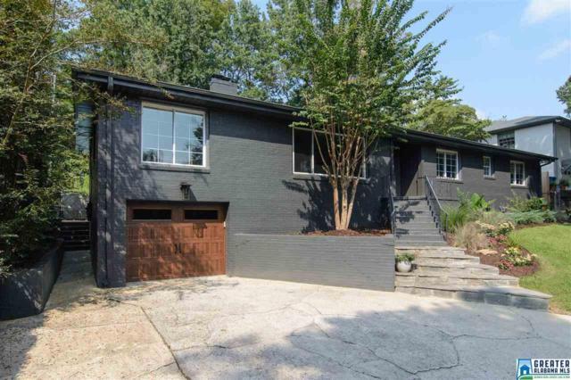 644 Rumson Rd, Homewood, AL 35209 (MLS #806830) :: Brik Realty