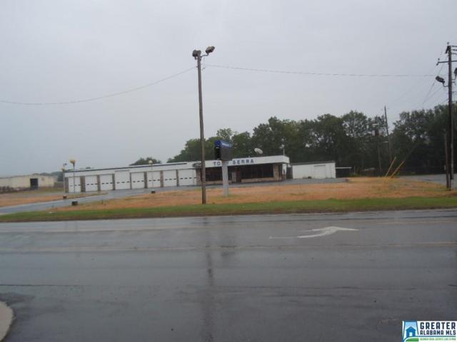 723 Battle St E, Talladega, AL 35160 (MLS #806986) :: Brik Realty