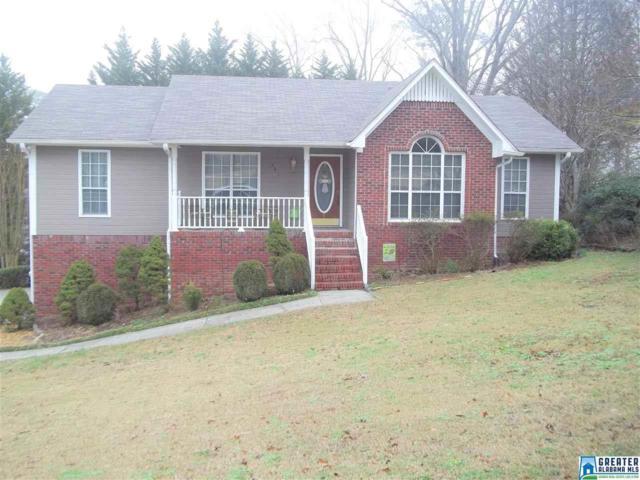 205 Oak Cir, Trussville, AL 35173 (MLS #807055) :: The Mega Agent Real Estate Team at RE/MAX Advantage
