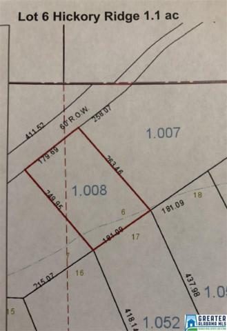 Lot 6 Sellers Rd #6, Dora, AL 35062 (MLS #807265) :: Brik Realty