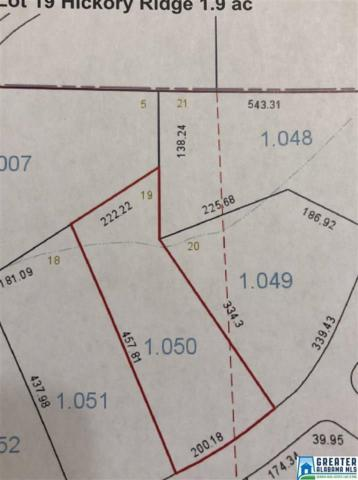 Lot 19 Docs Dr #19, Dora, AL 35062 (MLS #807269) :: Brik Realty