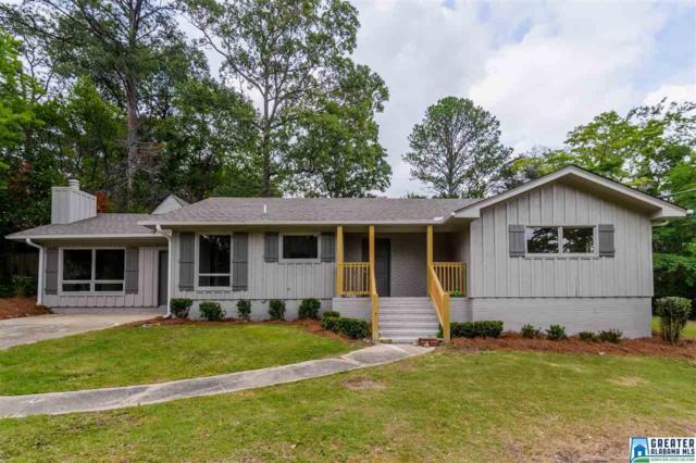 1624 Linda Vista Ln, Vestavia Hills, AL 35226 (MLS #807276) :: The Mega Agent Real Estate Team at RE/MAX Advantage