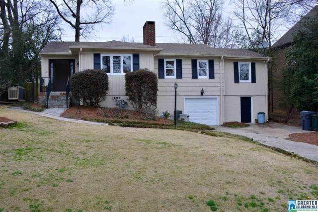 2118 Hickory Rd, Vestavia Hills, AL 35216 (MLS #807390) :: The Mega Agent Real Estate Team at RE/MAX Advantage