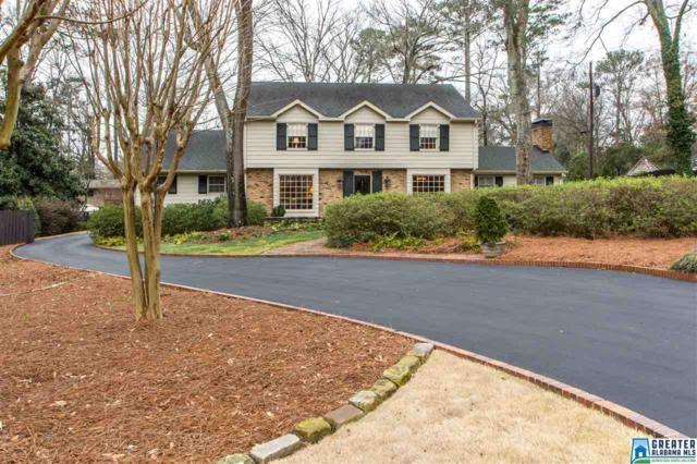 3833 Williamsburg Cir, Mountain Brook, AL 35243 (MLS #807495) :: The Mega Agent Real Estate Team at RE/MAX Advantage