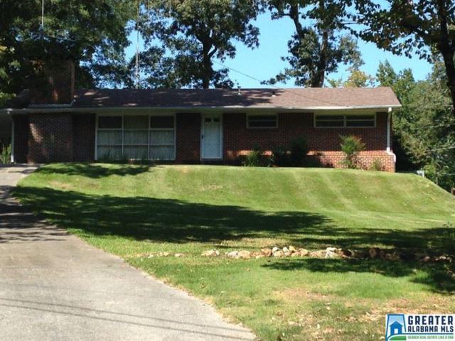 106 Forest Hills Cir, Talladega, AL 35160 (MLS #807537) :: Josh Vernon Group