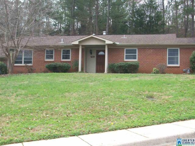 304 Foxley Rd, Anniston, AL 36205 (MLS #807538) :: The Mega Agent Real Estate Team at RE/MAX Advantage