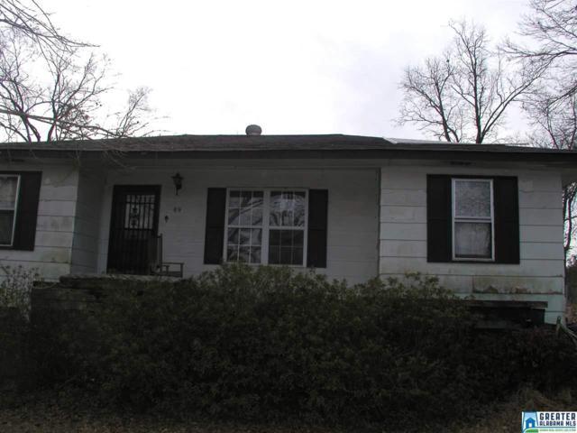 89 Wildman Rd, Anniston, AL 36201 (MLS #807549) :: The Mega Agent Real Estate Team at RE/MAX Advantage