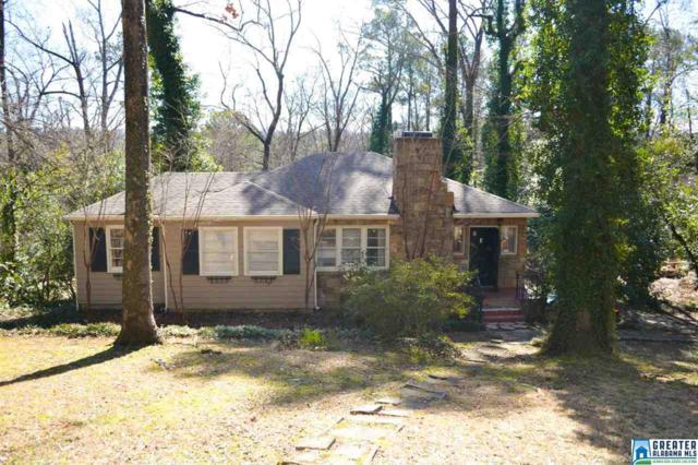 1723 Saulter Rd, Homewood, AL 35209 (MLS #807719) :: RE/MAX Advantage