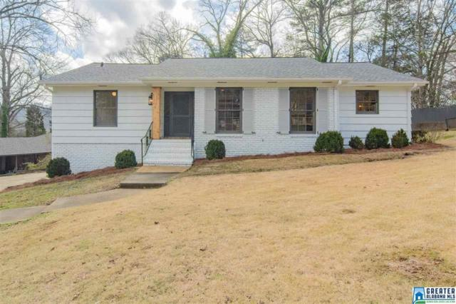 1104 Iredell Cir, Homewood, AL 35209 (MLS #807724) :: RE/MAX Advantage