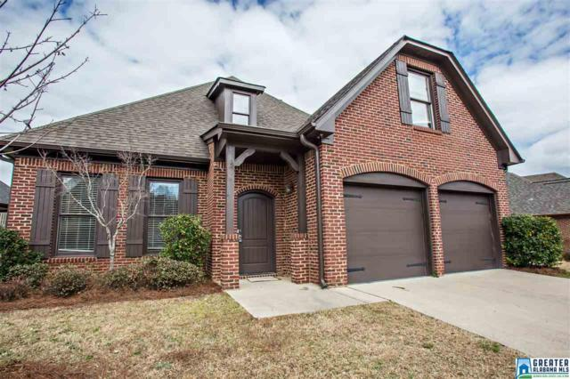 2411 Chalybe Trl, Hoover, AL 35226 (MLS #807742) :: The Mega Agent Real Estate Team at RE/MAX Advantage