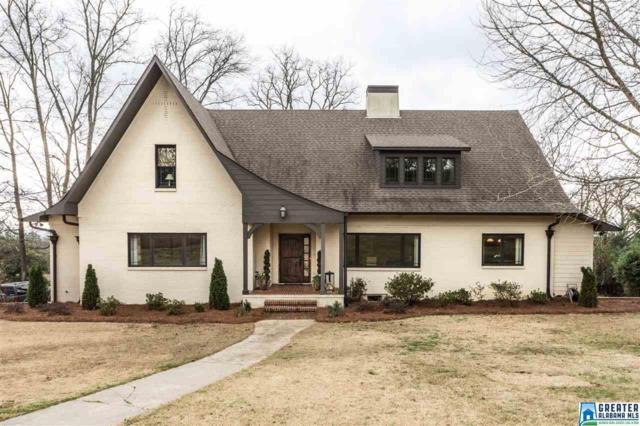 1909 Shades Crest Rd, Vestavia Hills, AL 35216 (MLS #807835) :: RE/MAX Advantage