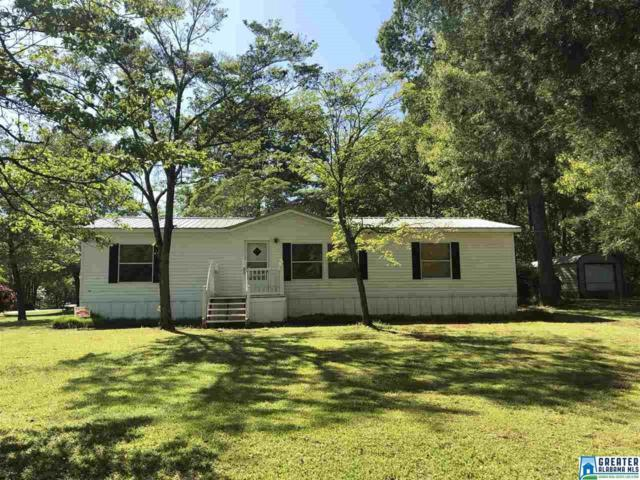 65 Driftwood Dr, Talladega, AL 35160 (MLS #808343) :: LIST Birmingham