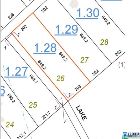 Lot 26 Crisstown Rd #26, Vance, AL 35490 (MLS #808486) :: Williamson Realty Group