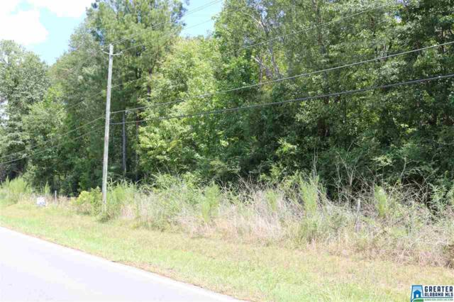0 Hwy 25 3.2 Acres, Vincent, AL 35178 (MLS #808708) :: LIST Birmingham