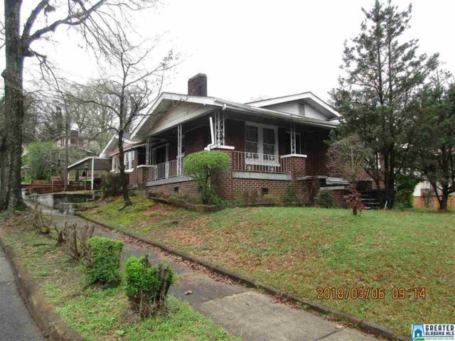 1501 Graymont Ave W, Birmingham, AL 35208 (MLS #808938) :: LIST Birmingham