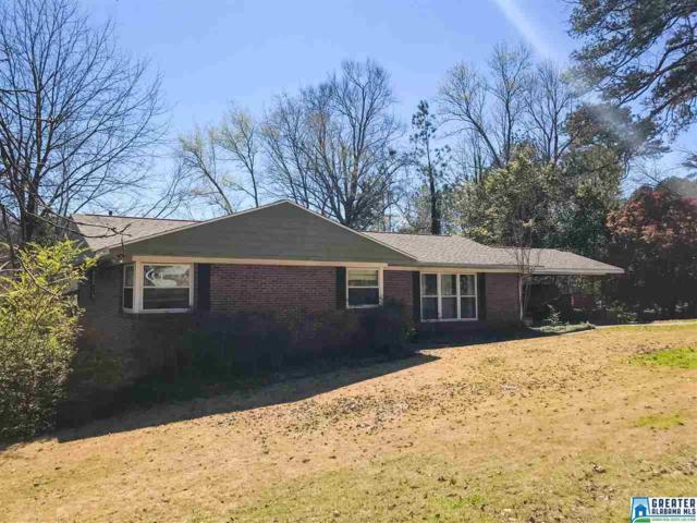 111 Lakeview Dr, Homewood, AL 35209 (MLS #809611) :: LIST Birmingham