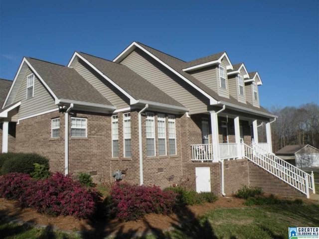 115 Savannah Ridge, Sylacauga, AL 35150 (MLS #809645) :: Brik Realty