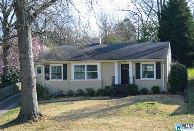 705 56TH ST S, Birmingham, AL 35212 (MLS #809661) :: Brik Realty