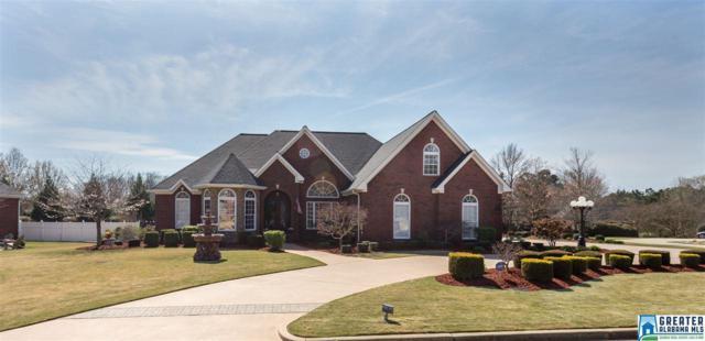 4 Princeton Way, Anniston, AL 36207 (MLS #809814) :: Josh Vernon Group