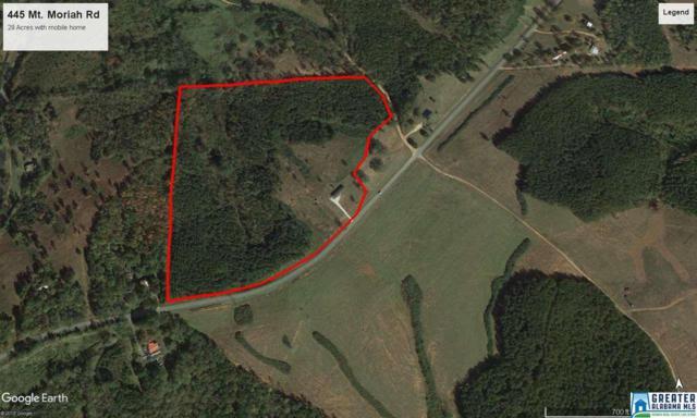 445 Mount Moriah Rd None, Lineville, AL 36266 (MLS #809837) :: Brik Realty