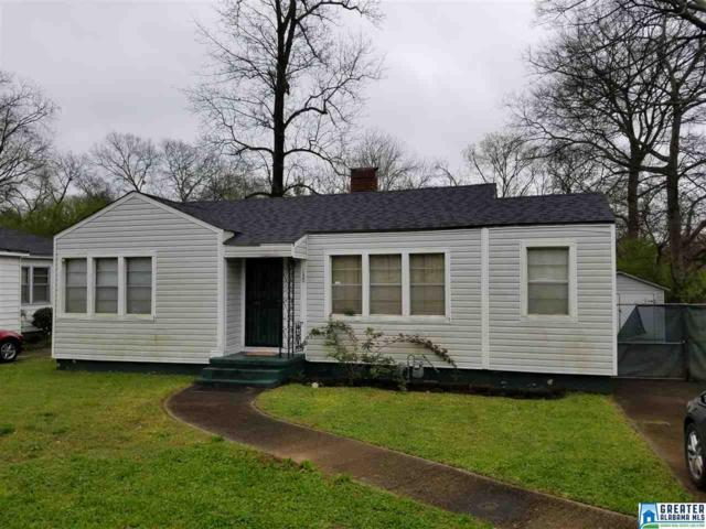 130 Woodward Rd, Midfield, AL 35228 (MLS #809865) :: Josh Vernon Group