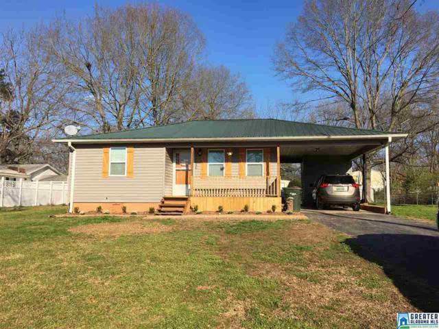 136 Pleasant Dr, Odenville, AL 35120 (MLS #810148) :: Josh Vernon Group