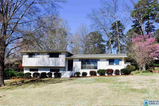2260 Pine Crest Dr, Vestavia Hills, AL 35216 (MLS #810318) :: Brik Realty