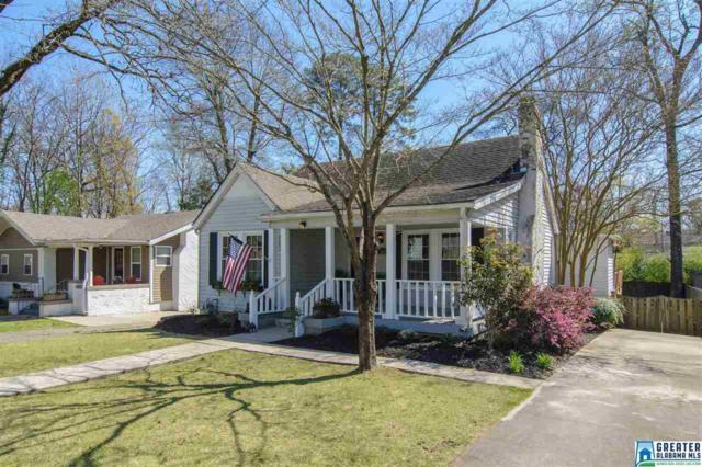 317 Sterrett Ave, Homewood, AL 35209 (MLS #810341) :: Howard Whatley