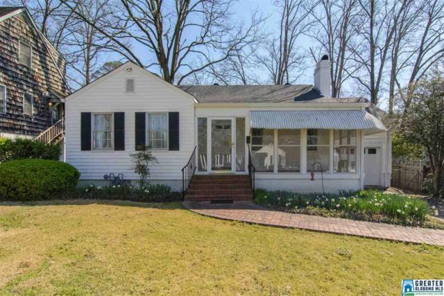 1839 Lancaster Rd, Homewood, AL 35209 (MLS #810540) :: Howard Whatley