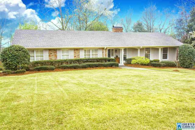 3025 Warrington Rd, Mountain Brook, AL 35223 (MLS #810570) :: Howard Whatley