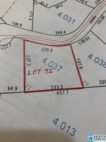 Lot 72 South Fork Rd Lot 72, Quinton, AL 35130 (MLS #810644) :: Bailey Real Estate Group