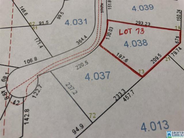Lot 73 South Fork Rd Lot 73, Quinton, AL 35130 (MLS #810645) :: LIST Birmingham