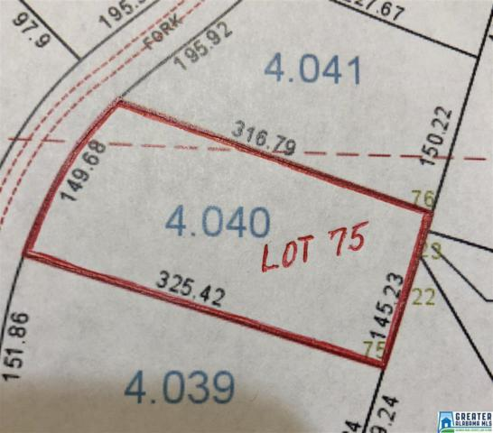 Lot 75 South Fork Rd Lot 75, Quinton, AL 35130 (MLS #810652) :: LIST Birmingham