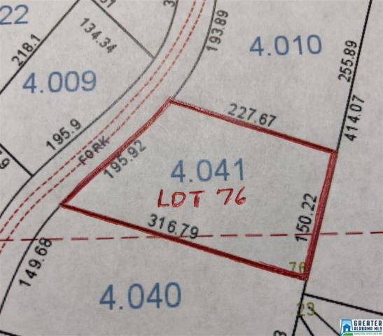 Lot 76 South Fork Rd Lot 76, Quinton, AL 35130 (MLS #810654) :: LIST Birmingham
