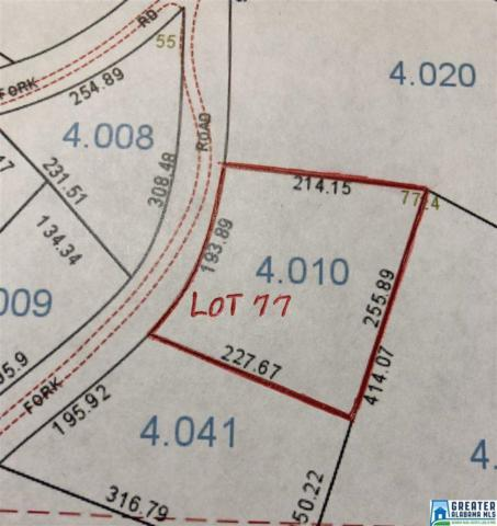 Lot 77 South Fork Rd Lot 77, Quinton, AL 35130 (MLS #810656) :: Bailey Real Estate Group