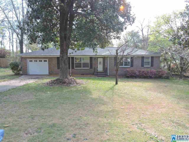 2213 Sherwood Pl, Hoover, AL 35226 (MLS #810787) :: Jason Secor Real Estate Advisors at Keller Williams