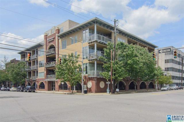 2222 2ND AVE N #209, Birmingham, AL 35203 (MLS #811669) :: The Mega Agent Real Estate Team at RE/MAX Advantage