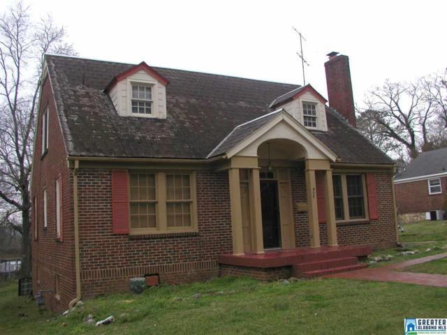 912 Woodland Ct, Anniston, AL 36207 (MLS #811694) :: Josh Vernon Group